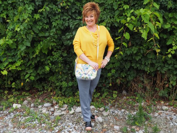 Colleen Yellow Fall Fashion